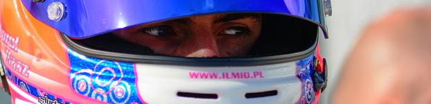 Karol Basz – karting